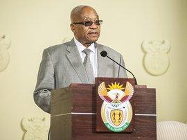 Zuma says those who leave ANC will feel wrath of ancestors
