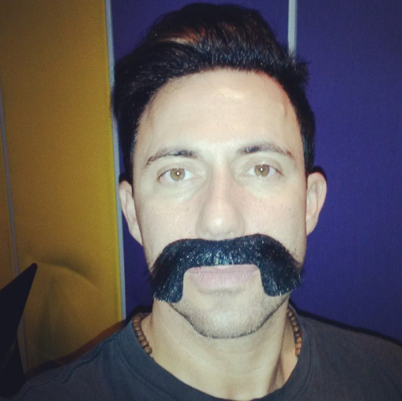image martin bester mustache image funny