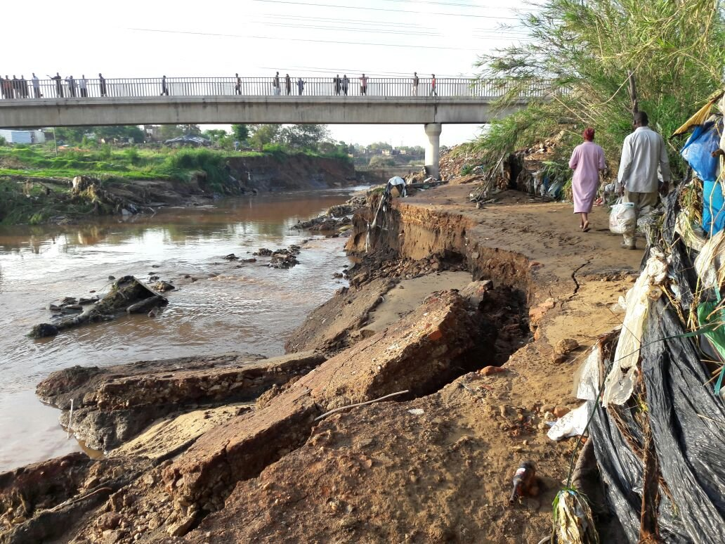 Gauteng ANC supports victims of flash floods