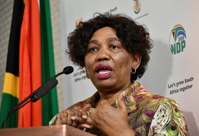 Angie Motshekga vows all pupils will be screened daily at school