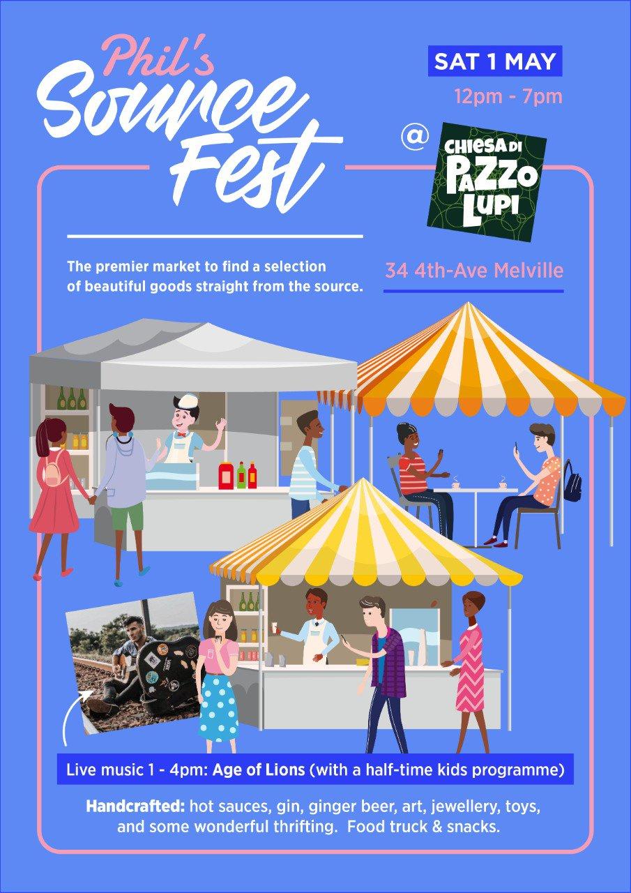 Phil's Source Festival