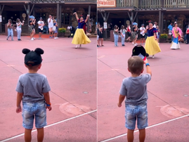WATCH: When a young boy reminds us what it means to be a gentleman...