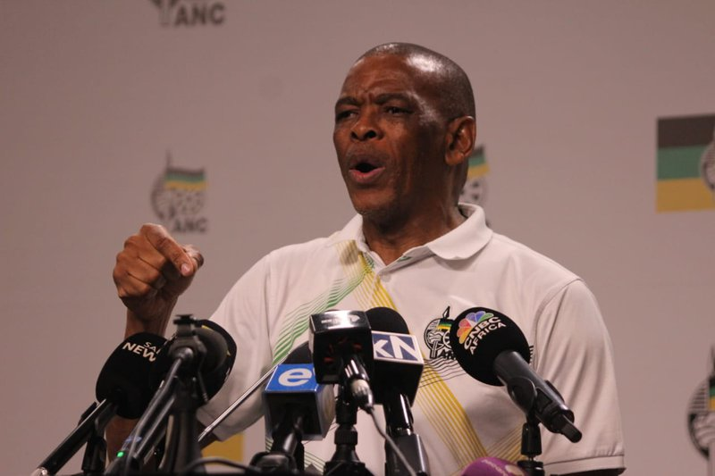 Ace magashule GS
