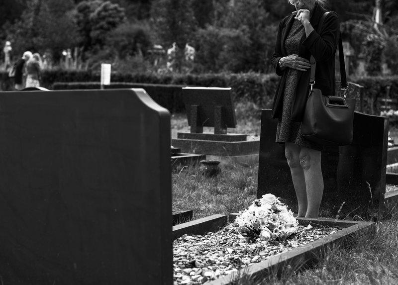 funeral / pexels