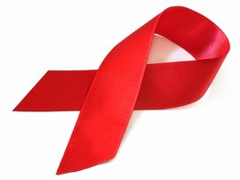 Aids ribbon - supplied