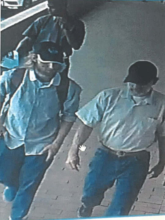 Search for pair linked to King Shaka theft case