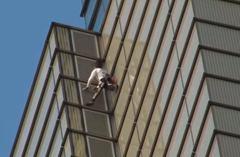 alain robert climber