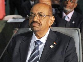 Omar al-Bashir could visit SA