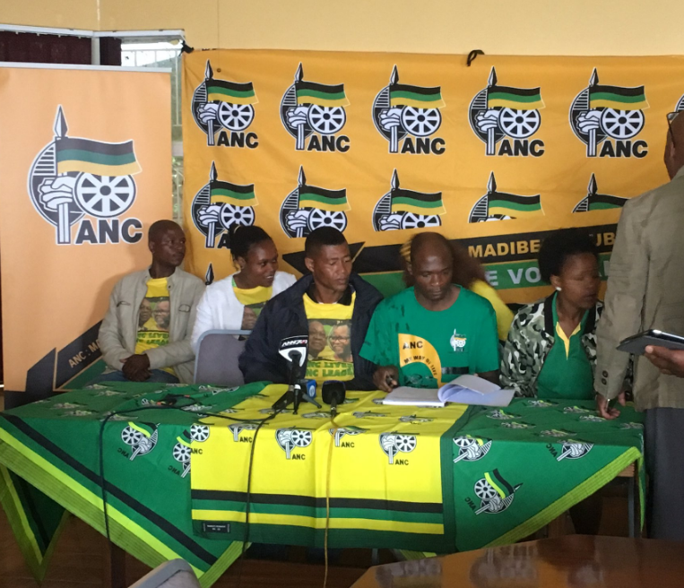 Molefe: ANC NW warns members to stop spreading malicious untruths