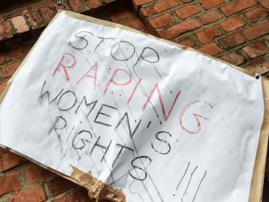 Anti-rape protest