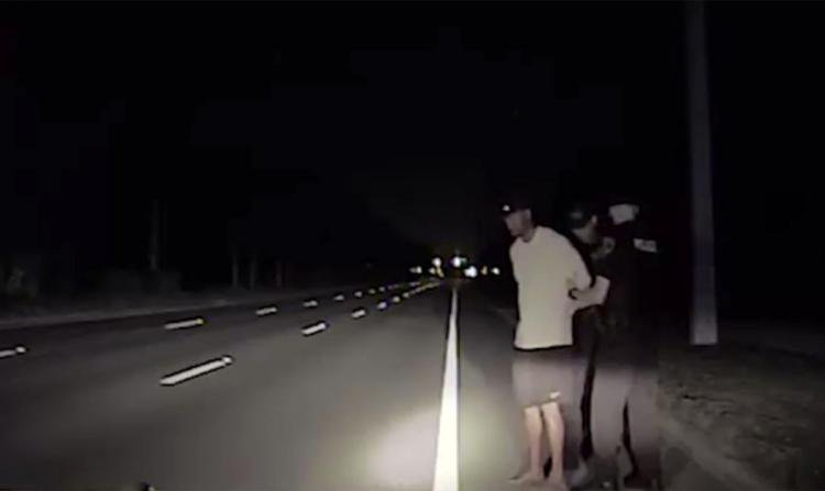 Police release Tiger Woods' DUI arrest video
