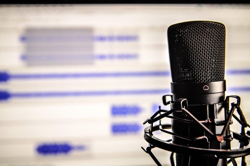 podcasts / pexels