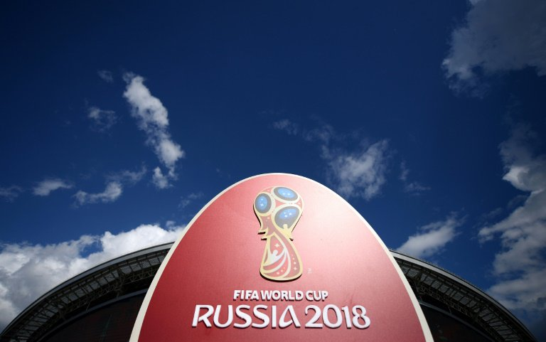 Russia 2018 Soccer World Cup