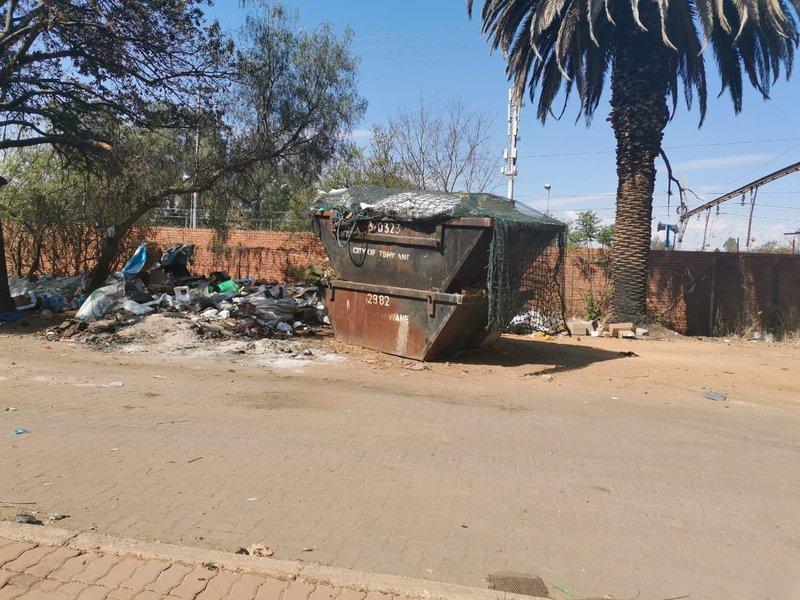 City of Tshwane dumping one