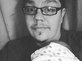 Baby Diary Day 2 Sheer Terror_instagram
