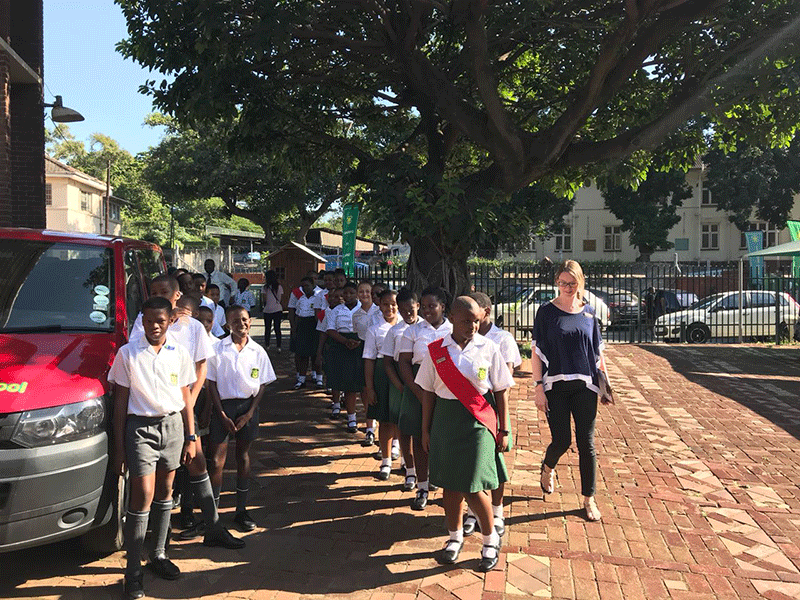 Back to school for KZN schools