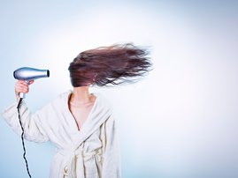 hair / pexels