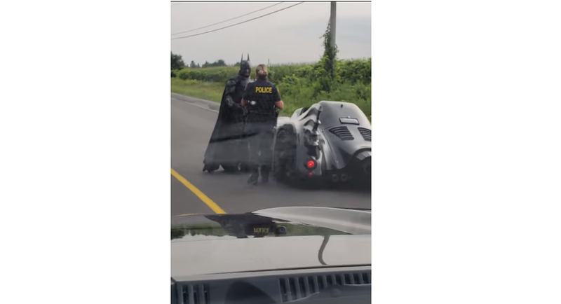 batman police