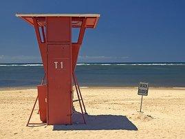 Durban beaches closed due to clean up