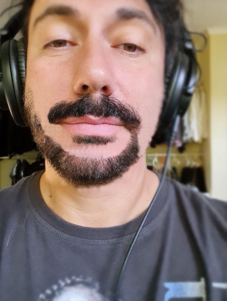 Martin Bester beard final