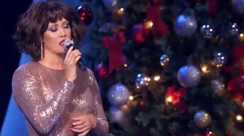 SA singer Belinda Davids live at the Apollo Theatre