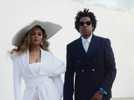 Beyonce at the NAACP awards