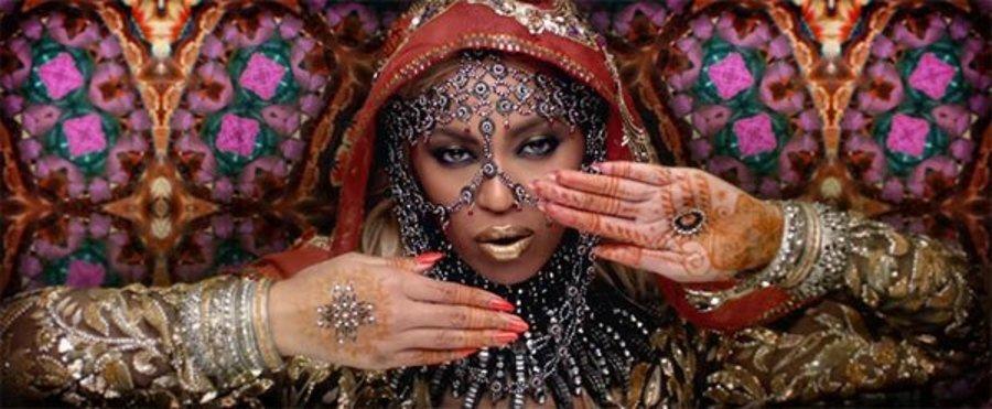 Beyonce Mumbia