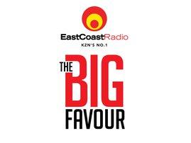 ECR big favour - new artwork