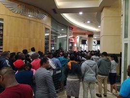 Black Friday at Gateway, Durban