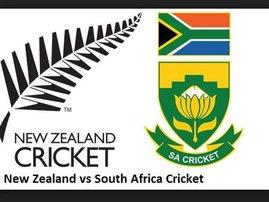 NZ vs SA logo