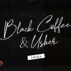 black coffee usher