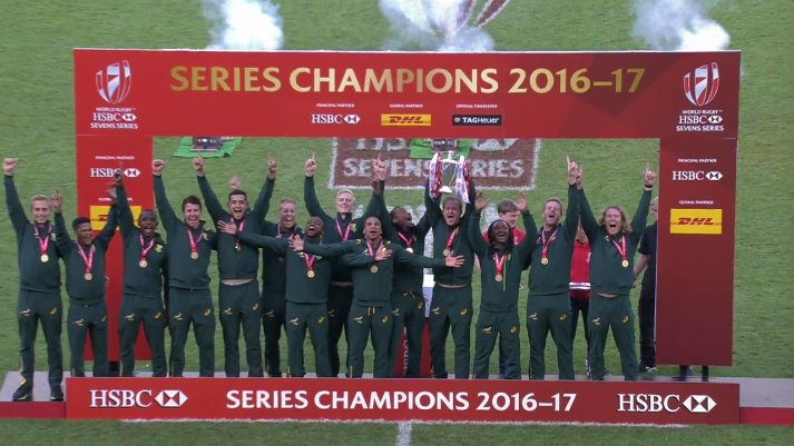 Canadian men win bronze at London Sevens