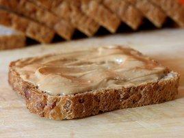 peanut butter sandwhich