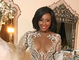 Boity Thulo Glamour's Most Glamourous