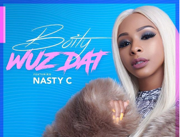 Boity Thulo 'Wuz Dat' featuring Nasty C