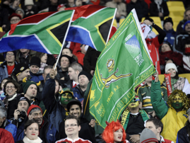 Rugby, Springboks, fans, SA