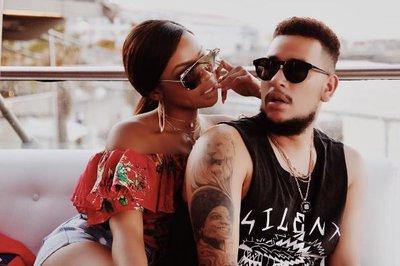 AKA breaks up with DJ Zinhle, starts liking Bonang's pictures - East Coast Radio