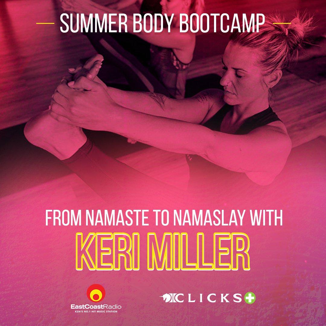 Summer Body Bootcamp - Keri