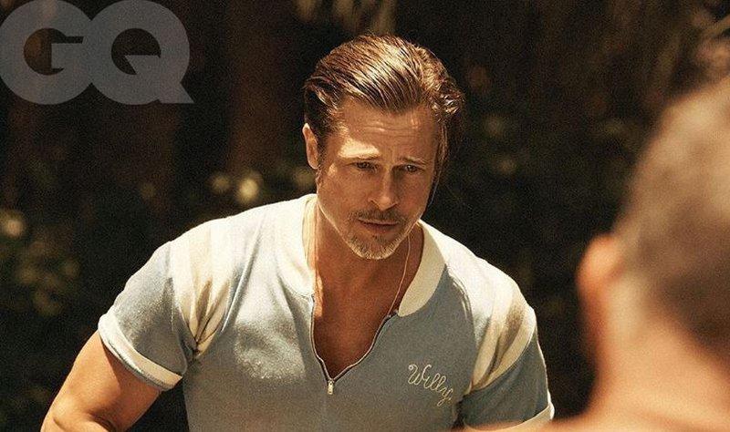Brad Pitt GQ magazine