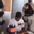 WATCH: A group of policemen host a birthday party for an arrested teenager
