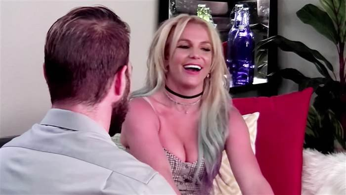 Britney Spears pulls off epic prank on bodyguards