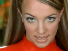 Britney Spears 'Oops I Did It Again'