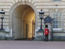 Buckingham palace Brekafast