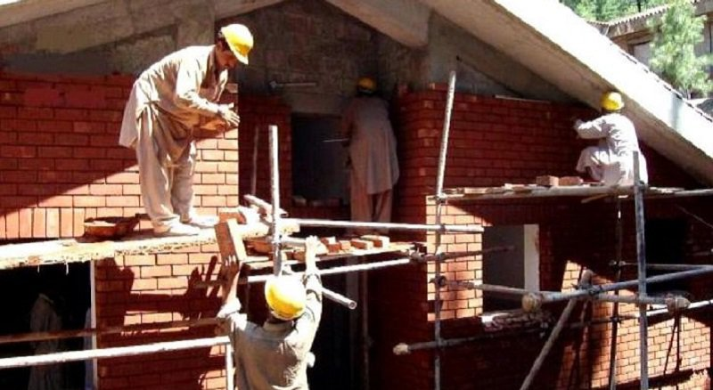 Building at home renovations