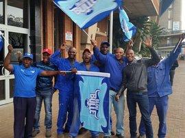 Blue Bulls fans