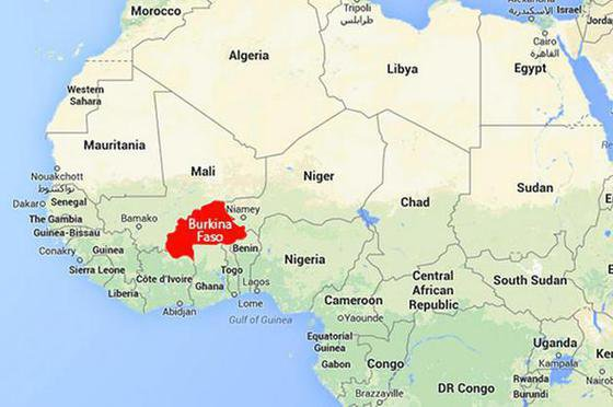 South African man among three kidnapped in Burkina Faso