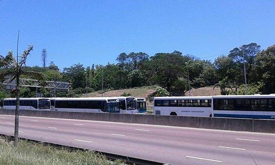 N2/N3 bus strike