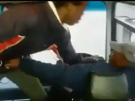 Attacking bus driver