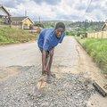 Fed-up Pietermaritzburg man decides to fix local township's streets