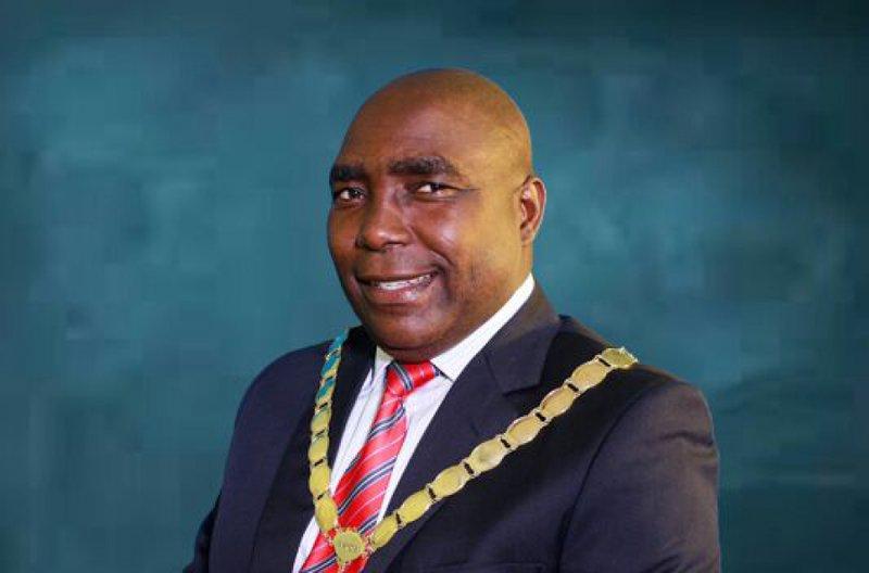 Cllr Solomon Mkhombo uMkhanyakude mayor